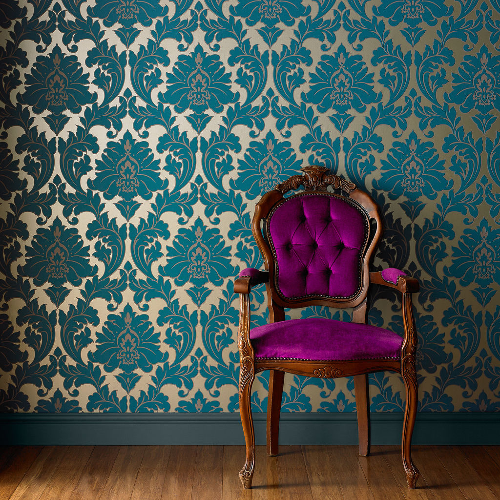 Hey Renters How About Wallpaper I M Talking About Removable Wallpaper Jade Sage Llc