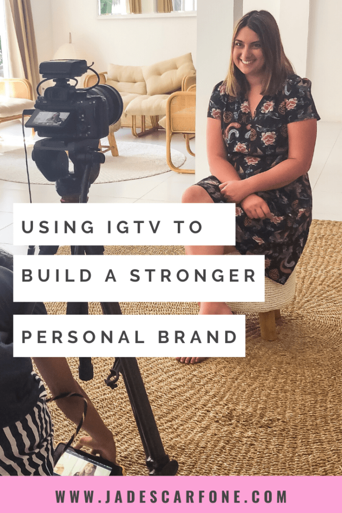 IGTV is one of Instagram's most powerful brand building tools at the moment so let's take a look at how to use IGTV to build a stronger personal brand.