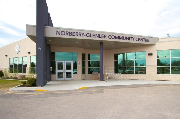 norberry school lettering winnipeg