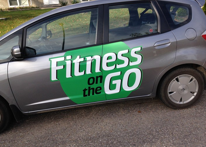 fitness on the go