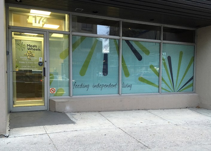 display window graphics