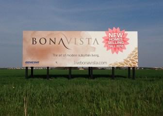 Billboard - BonaVista