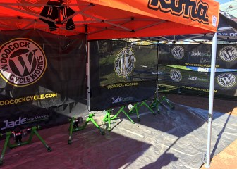 Banners - Woodcock CycleWorks