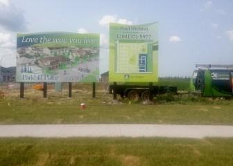 Billboard - Parkhill Project