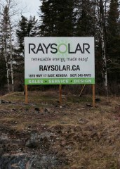 Billboard - Raysolar
