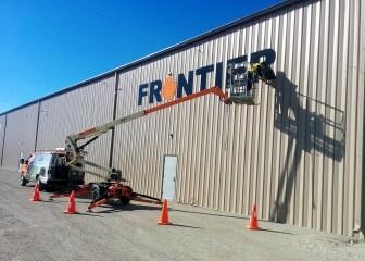 Installation - Frontier