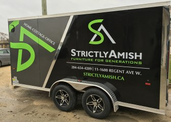 Vehicle - Strictly amish