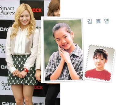 Hyoyeon Girls Generation