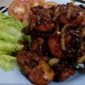 Resep Masakan Ayam Saos Mentega