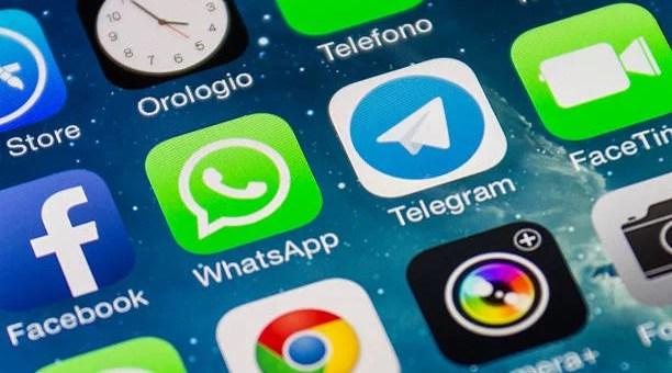 Cara memindahkan file dari Telegram