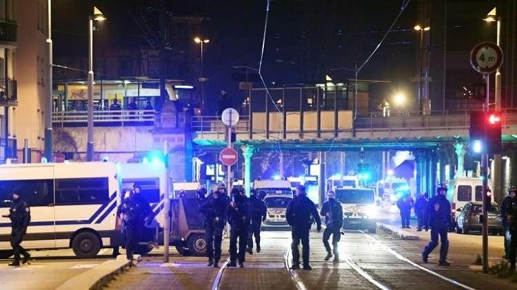 إطلاق سراح 4 أفراد من عائلة منفذ اعتداء ستراسبورغ