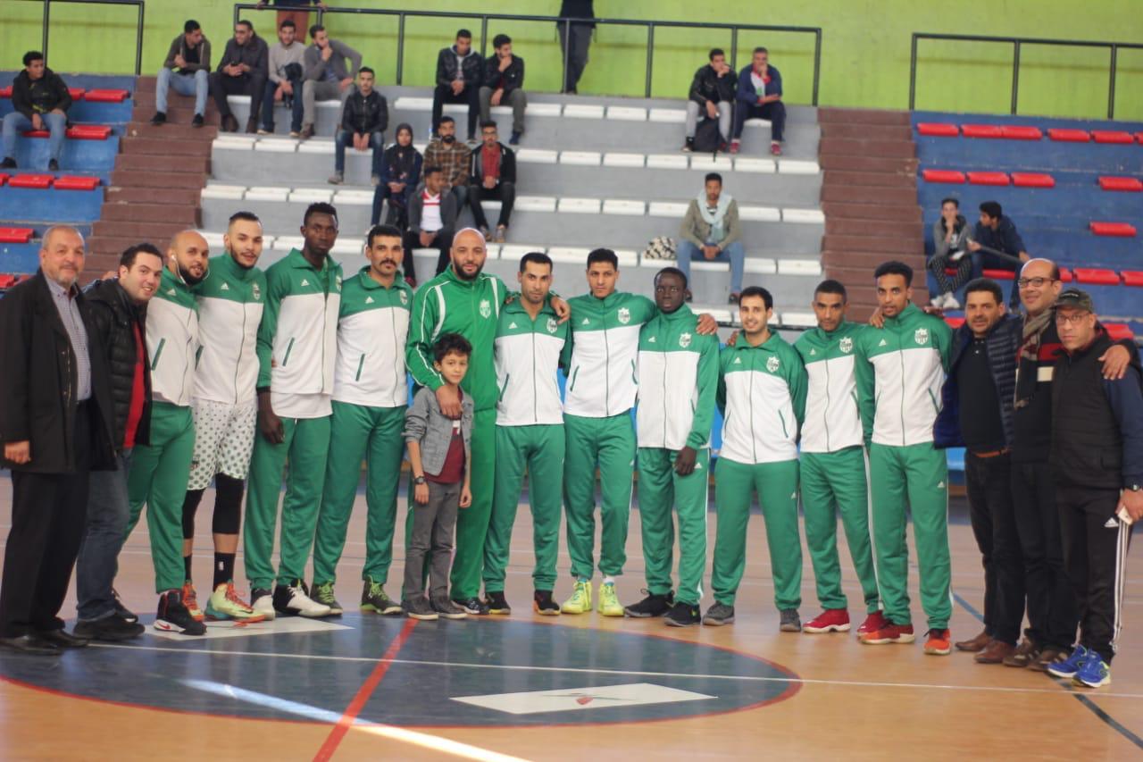 رجاء بني ملال لكرة السلة يتأهل بعد اعتذار أولمبيك خريبكة رغم الامكانات المالية