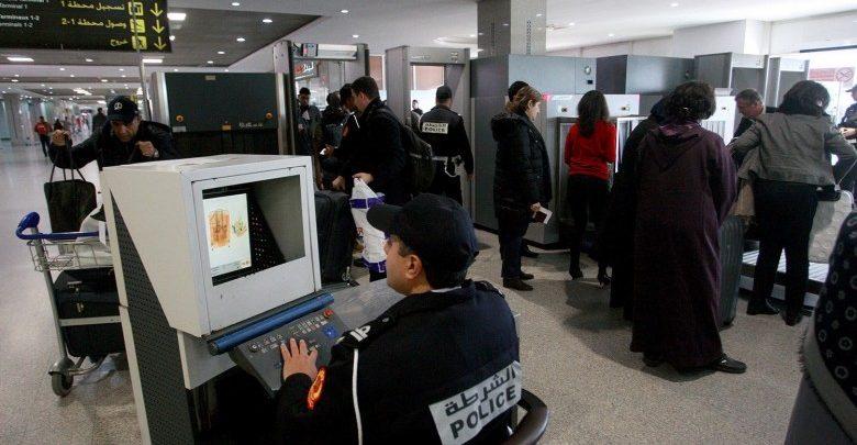 مطار الدار البيضاء..توقيف مواطنة تنحدر من إحدى دول إفريقيا في قضية كوكايين