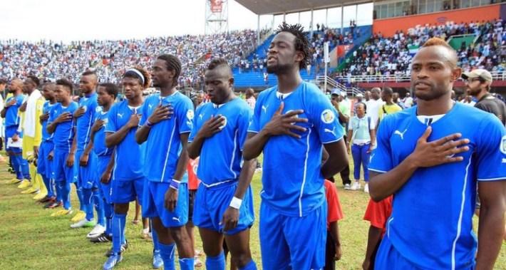 """""""الكاف"""" يقصي منتخب سيراليون من تصفيات أمم أفريقيا 2019"""