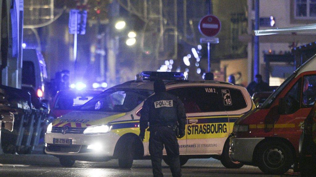 فيديو   الشرطة الفرنسية تقتل منفذ هجوم ستراسبورغ