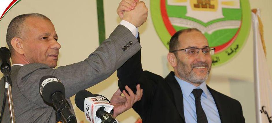 الإسلاميون بالجزائر يدخلون سباق الرئاسيات
