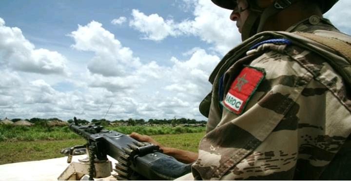 القوات المسلحة الملكية تُطْلقُ الرصاص بخط الدفاع كلتة زمور