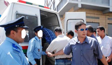"""وكيل الملك بوادي زم يُرسلُ أفراد شبكة مختصة في ترويجِ """"الكوكايين"""" إلى السجن"""