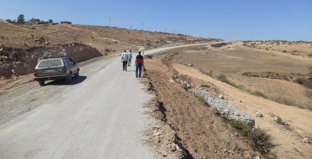 سطات : المطالبةُ بإِيفادِ لجنة للتحقيق في أشغالِ الطريق الإقليمية رقم 3630