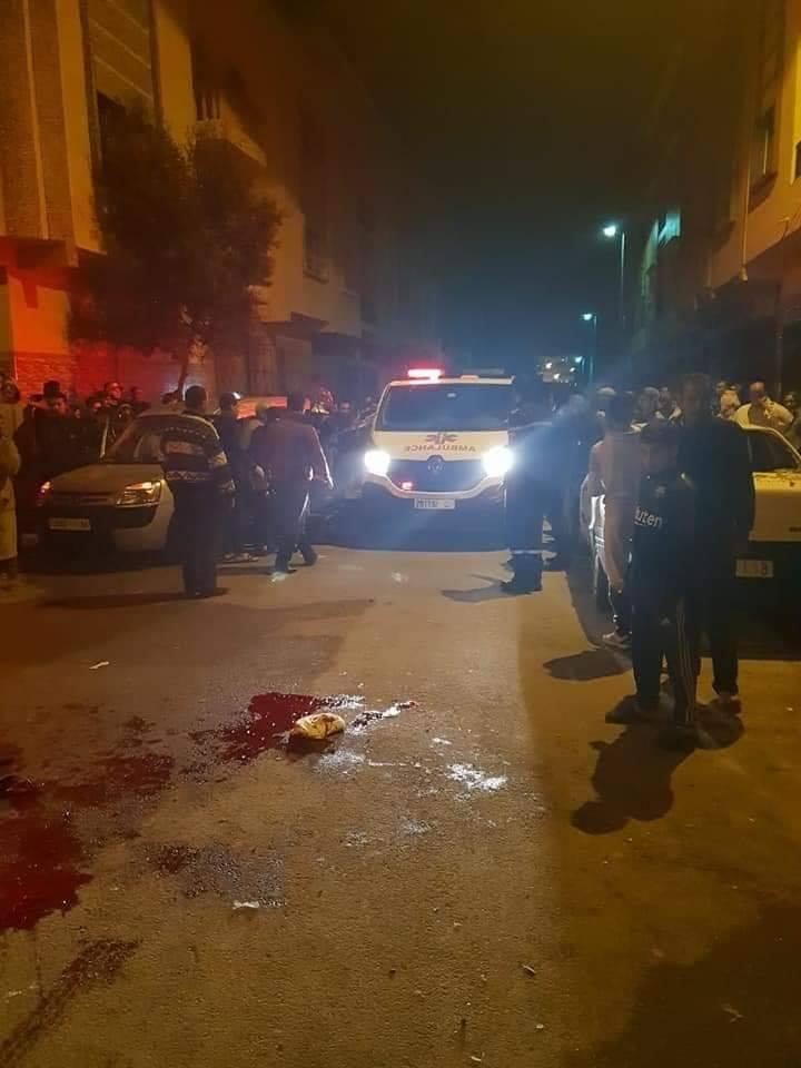 عصابة تقتل طالب بطريقة وحشية بآيت ملول