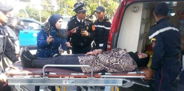 """إصابات في صفوف أساتذة """"الزنزانة 9"""" بعد تدخل القوات الأمنية لفض اعتصامهم بالرباط"""