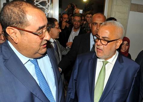 لشكر : بنكيران استفاد من راتبي رئيس الحكومة و البرلمان رغم إفلاس صندوق التقاعد