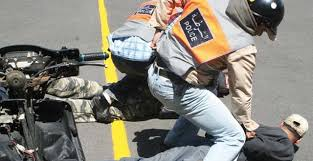 4 رصاصات لتوقيف شخص عرض عناصر الشرطة للخطر بوجدة