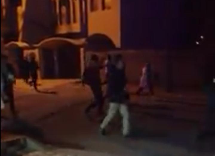 فيديو …الأمن يطارد أساتذة متعاقدين بشوارع بني ملال