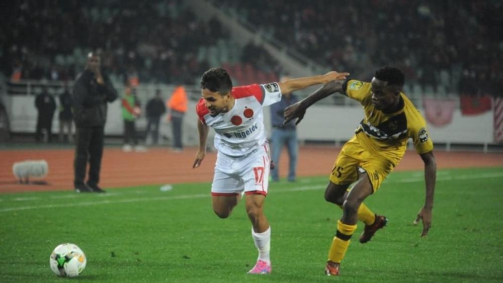 الوداد البيضاوي ينهزم أمام أسيك ميموزا الإيفواري (0 – 2)