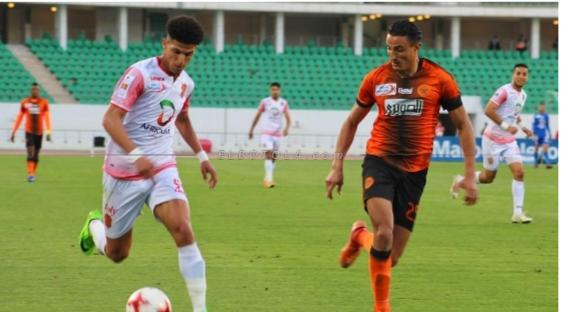 حسنية أكادير ينتصر ويصعد إلى ربع نهائي كأس الاتحاد الأفريقي