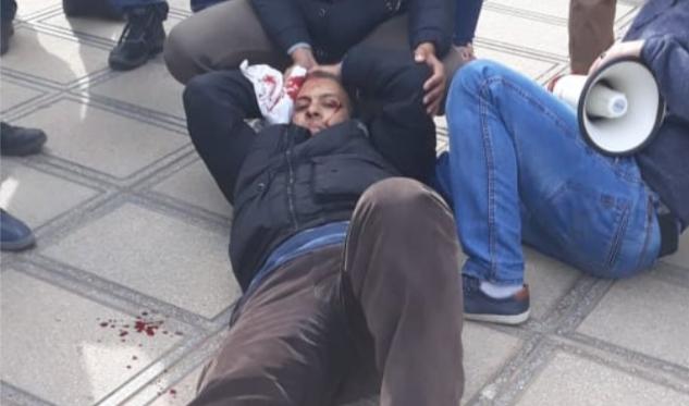 السلطات تفض اعتصام أساتذة التكوين المهني بالدار البيضاء بالقوة