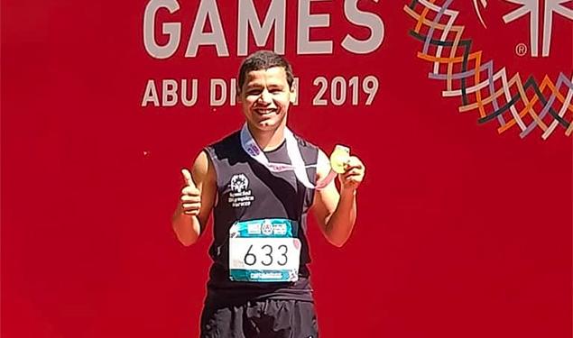 المغرب يفوز بـ34 ميدالية منها 12 ذهبية في الألعاب العالمية للأولمبياد الخاص بأبو ظبي