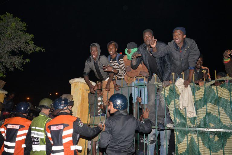 حرب العصابات بين الأفارقة بمحطة ولاد زيان تنتهي بجريمة بشعة راح ضحيتها أفريقي