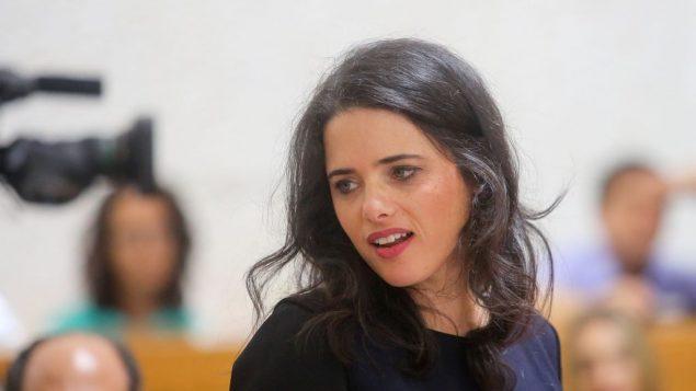 خطير ..وزيرة العدل الاسرائيلية..خطتنا تدمير المغرب والجزائر وتونس وشعوبهم حمقى وجهلة يستحقون الموت