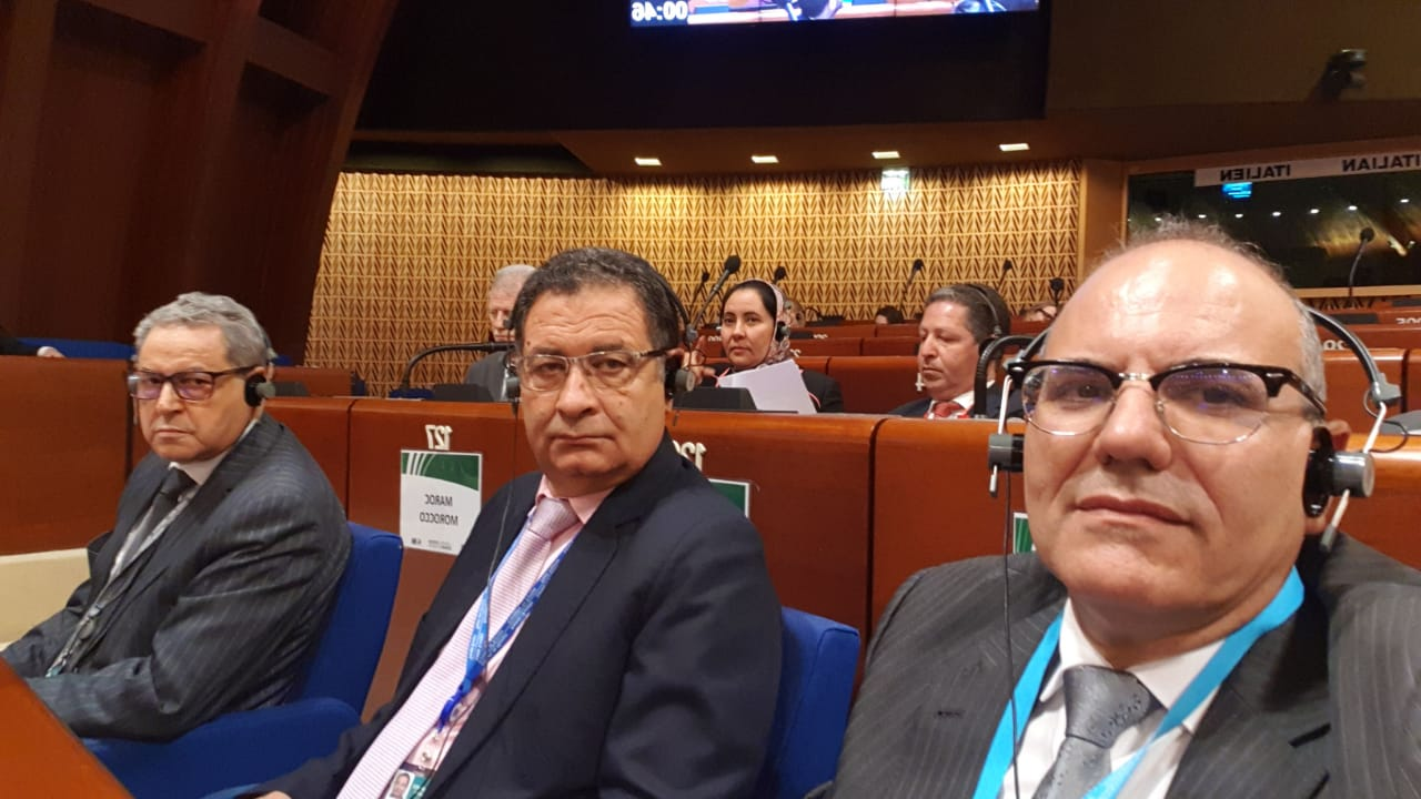 بنمبارك يشيد بقرار منح المغرب وضع الشريك من أجل الديمقراطية المحلية
