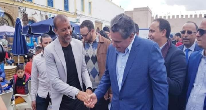 الدولي المغربي «مصطفى حجي» يلتحق بحزب الأحرار