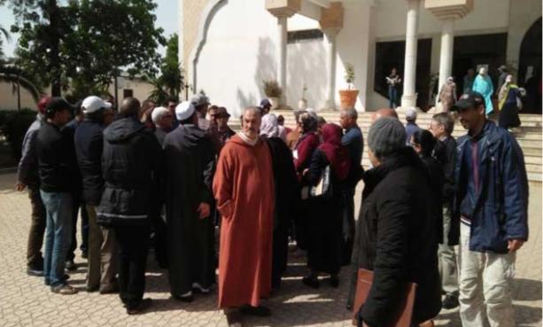 """السراح المؤقت لمعتقلي قضية """"الكهرباء"""" بالمحمدية.. فيديو"""