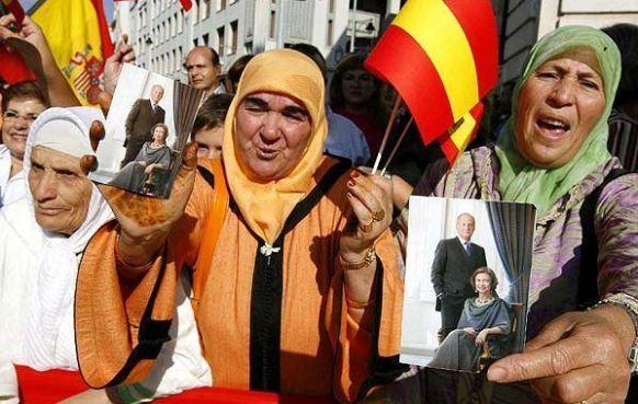 رقم مخيف … قرابة مليون مغربي بدون إقامة في إسبانيا