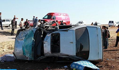 مقتل شخصين وإصابة آخرين في حادثة سير مروعة بطنجة