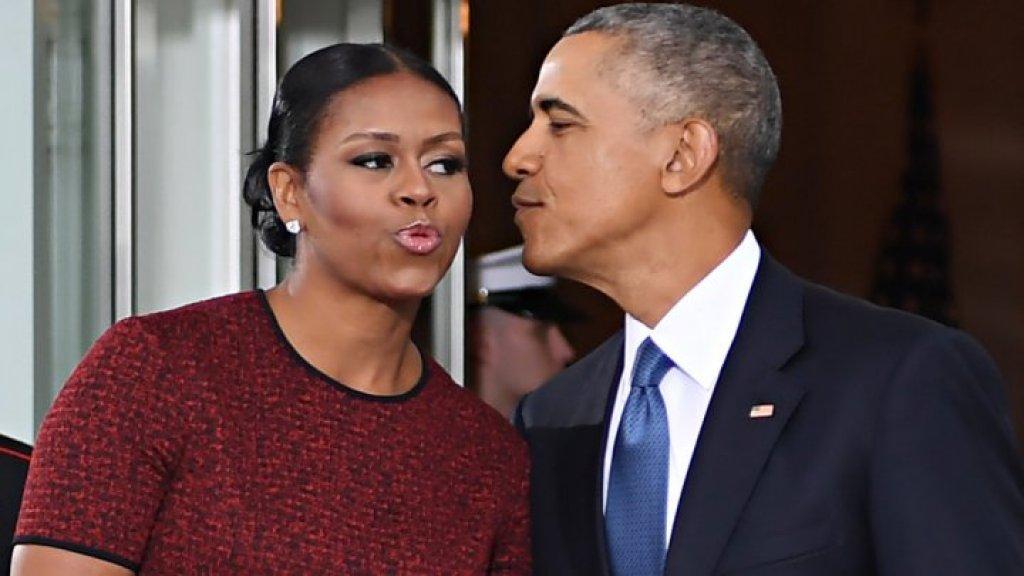 ميشيل خيرات أوباما بين الرئاسة والطلاق
