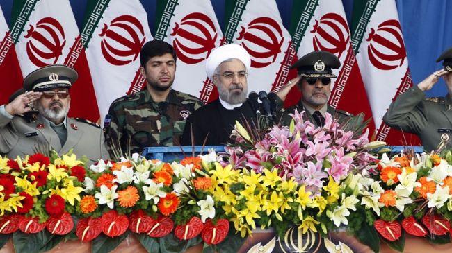 """إيران ترد على الولايات المتحدة الأمريكية و تقول """"الإحترام أفضل"""""""