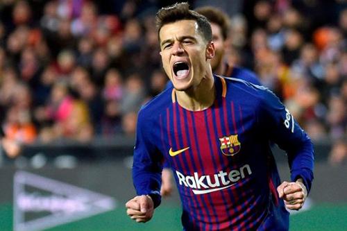 برشلونة يقرر التخلي عن مهاجمه فيلبي كوتينيو بصفة نهائية