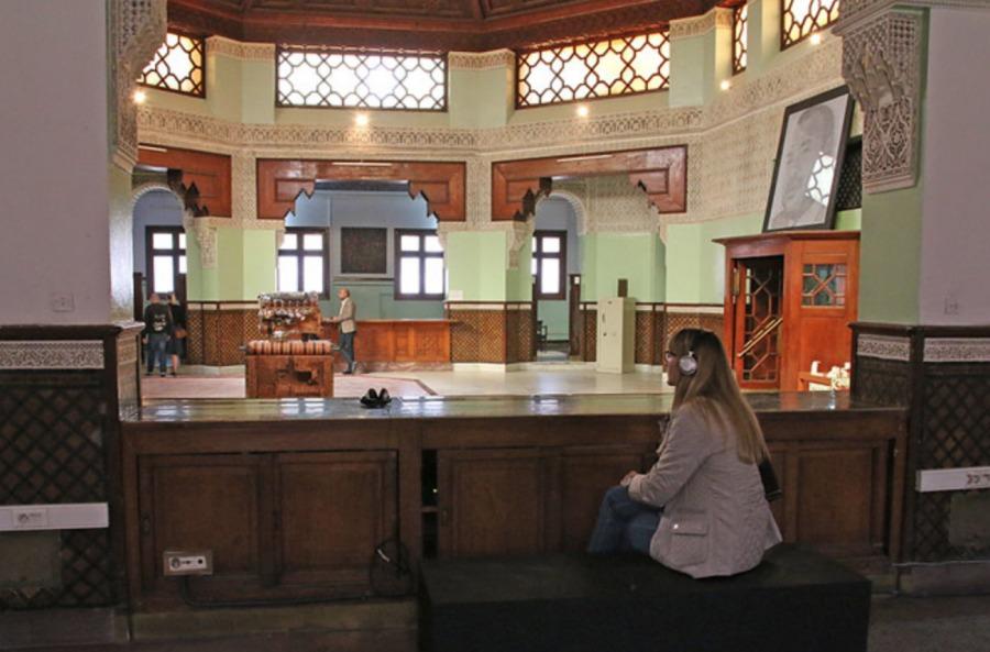 مراكش : وكالة بنك المغرب بساحة جامع الفنا تتحول لمتحف
