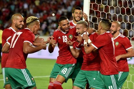 موقع ترانسفر ماركت العالمي يصنف المنتخب المغربي الأغلى عربيا