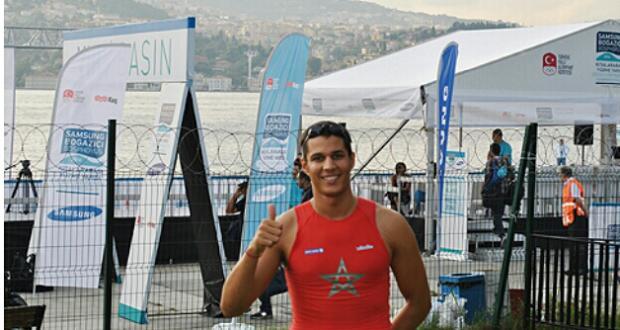 الرياضي حسن بركة ينافس في بطولة عالمية في أستراليا
