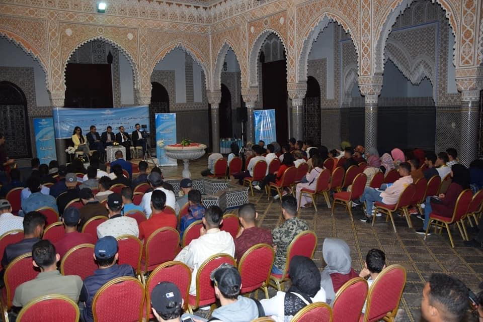 منظمة الطلبة التجمعيين تؤسس فرعها بجامعة شعيب الدكالي.