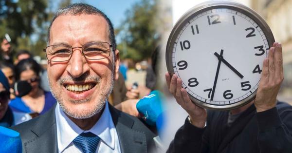 زيد ساعة..انقص ساعة..حقوقيون يعتزمون مقاضاة العثماني