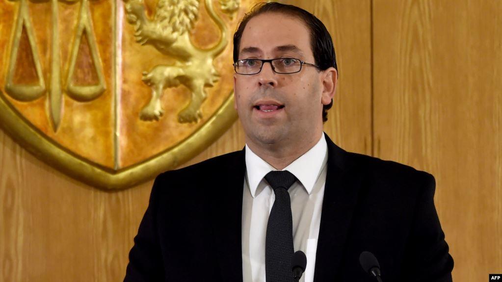 """رئيس الحكومة التونسية :""""أمن بلدنا مثال يحتذي في العالم..ولن نسلم في حق الترجي"""""""