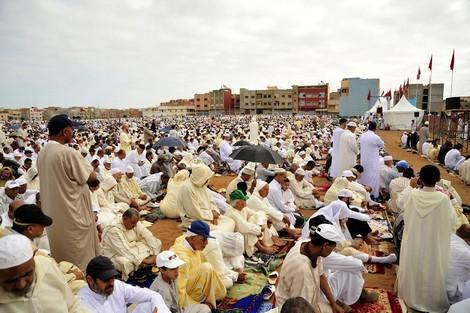 وفاة سبعيني أثناء صلاة العيد بآسفي