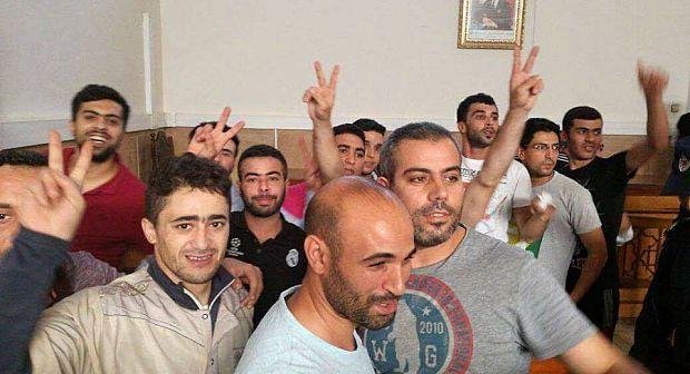 بمناسبة عيد الفطر…العفو 107 من معتقلي الحسيمة وجرادة